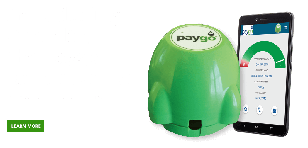 Introducing Gremlin: The Paygo Tank Monitor.